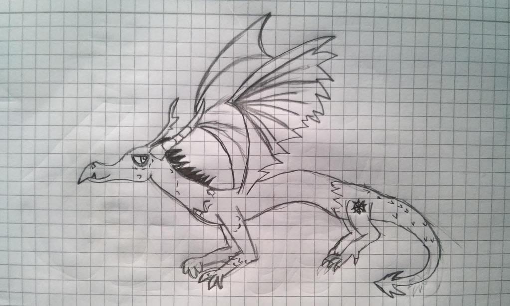 Discord pure Dragon by RBD9510
