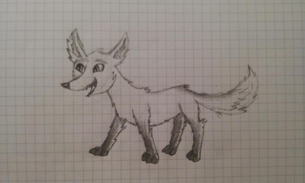 Happy fox by RBD9510