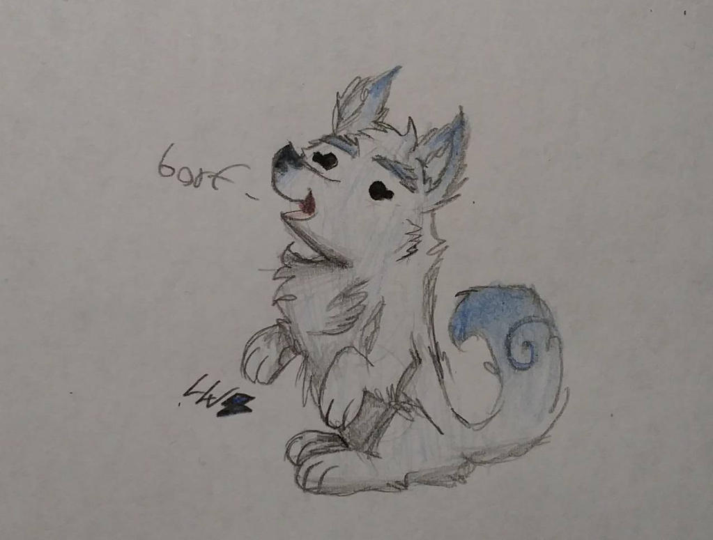 Scribbul Borf by LW9510