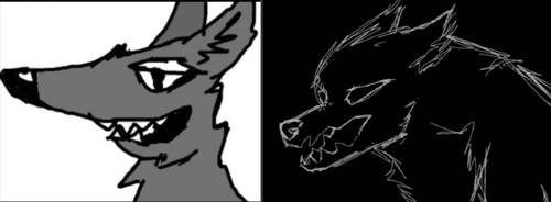 comparing digital wolfos by LW9510