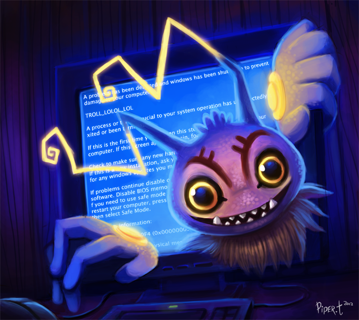 Daily 8 - Keramon by Cryptid-Creations
