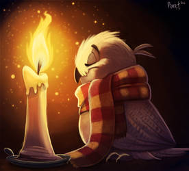 2.4 Hedwig (40 Minutes) Penalty by Cryptid-Creations