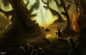 DAY 1. Weird Forest (1hr)