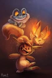 DAY 50. Pokemon - Generation Six! (35 Minutes) by Cryptid-Creations