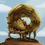 DAY 168. Armadillo Lizard (25 Minutes)