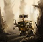 DAY 221. Wall-E