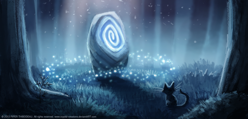 DAY 261. Sidhe - Visual Development 11 by Cryptid-Creations