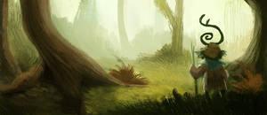 DAY 363. Weird Forest (Part 1)