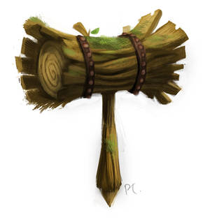 DAY 393. Mallet