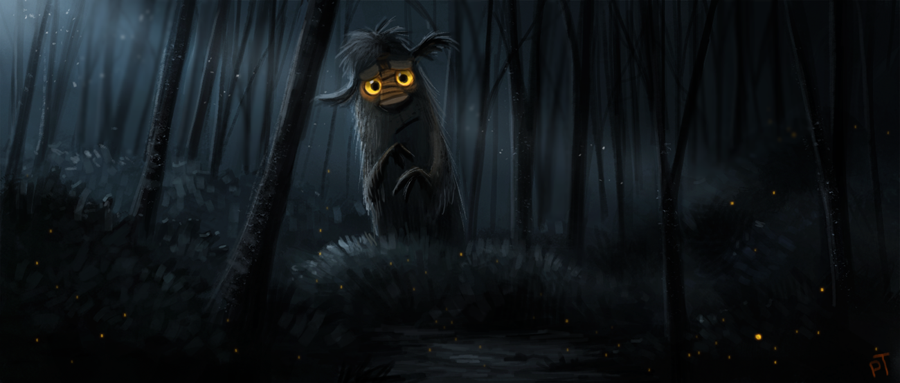 Speed Paint Insomniganza 2/20 by Cryptid-Creations