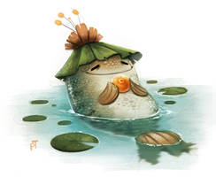 Day 524. Fish Prince Quickie