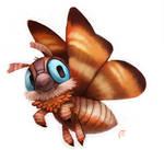 Day 536. Kaiju - Mothra