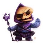 Day 550. Skeletor
