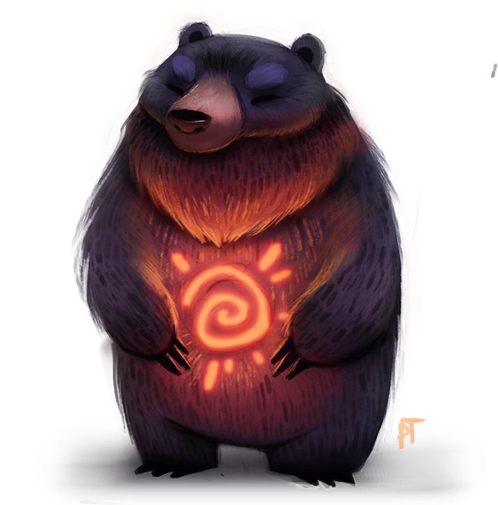 Day 567. Sun Bear