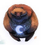 Day 568. Moon Bear