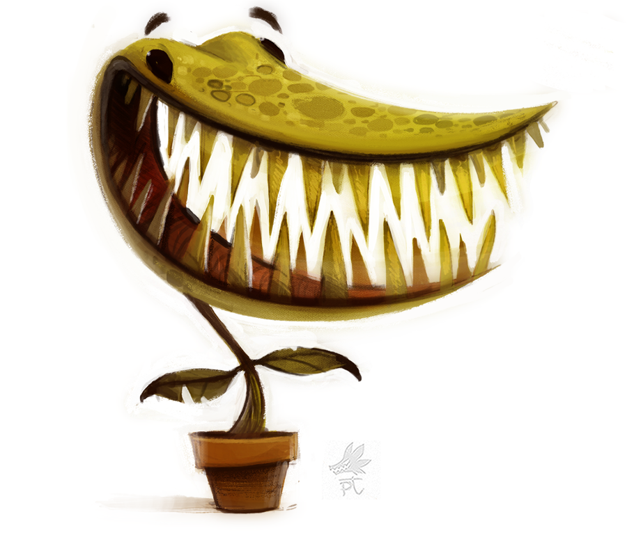 Daily Paint #662. Bell Internet strikes again... by Cryptid-Creations
