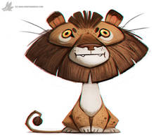 Day 749# - Leo - Zodiac by Cryptid-Creations