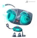 Day 783. Robot Gir Redesign