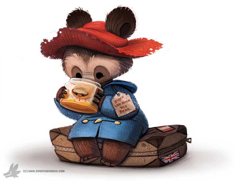 Day 788. Paddington Bear