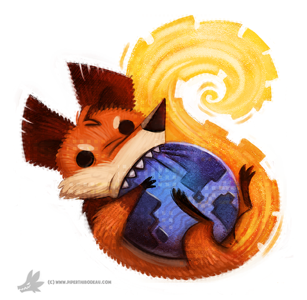 Cool Firefox Icon Day 795. Firefo...