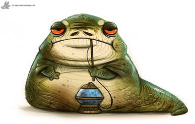 Day 797. Jabba the Hutt