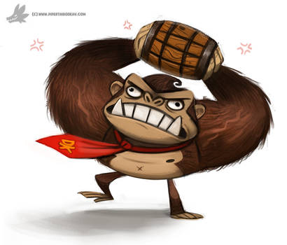 Day 827. Donkey Kong