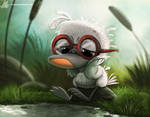 Day 835. Ugly Duckling