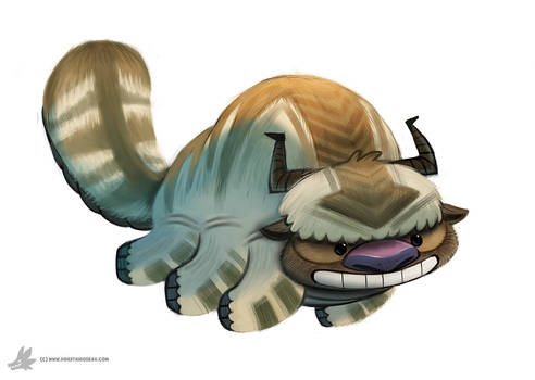 Daily Painting 851. Appa