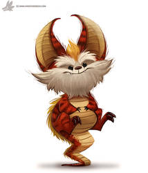Daily Painting #856. Snarf! #thundercats by Cryptid-Creations