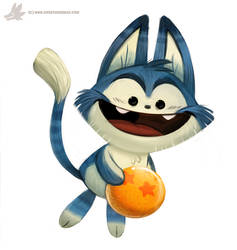 Daily Painting #865. Puar