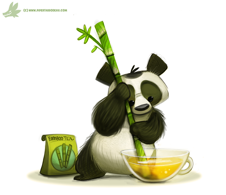 Daily Painting #965. Tea Maker (OG)