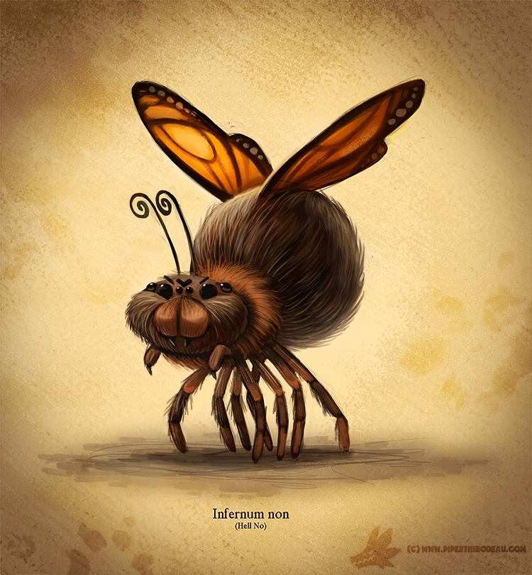 Daily Paint #1008. Things I