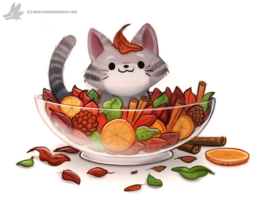 Cryptid Creations Food Cats