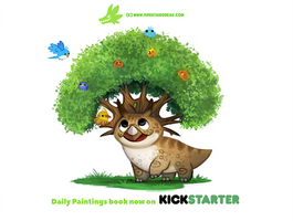 Daily 1314. Treeceratops
