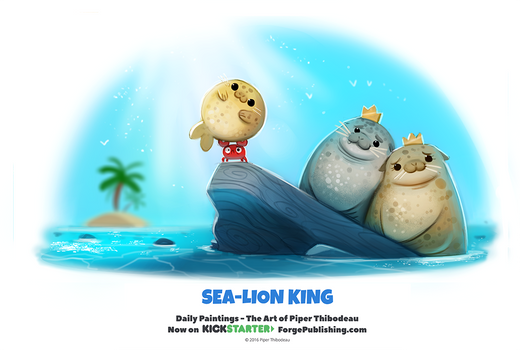 Daily 1320. Sea-Lion King