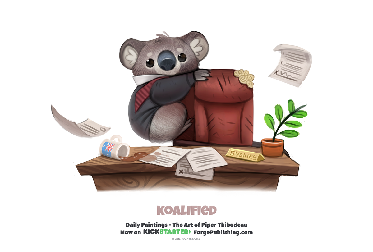 Daily 1330. Koalified