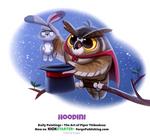 Daily 1333. Hoodini