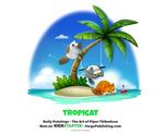 Daily 1335. Tropicat