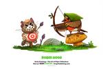 Daily 1337. Robin Hood