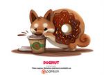 Daily 1339. Dognut