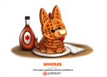 Daily 1354. Woofles