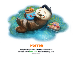 Daily 1359. P'otter