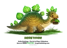 Daily 1360. Herb'ivore