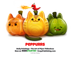 Daily 1361. Peppurrs