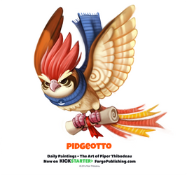 Pokemon - Pidgeotto