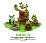 Daily 1369. Aristurtle