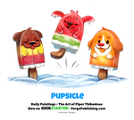 Day 1372. Pupsicle