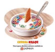 Day 1376. Cereal Killer