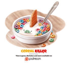 Day 1376. Cereal Killer