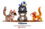 Day 1383. Purrates